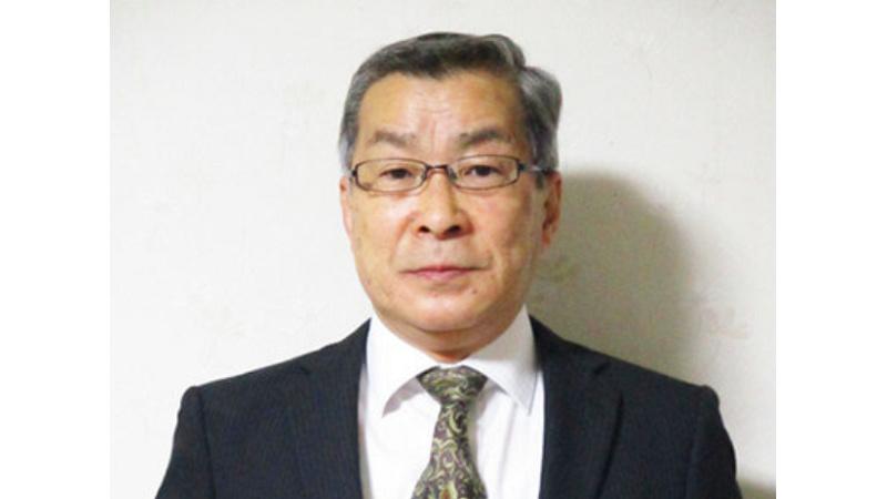 代表取締役社長 大西 冨雄の写真