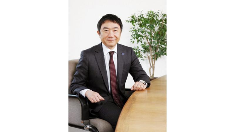 代表取締役社長 前田 和夫の写真