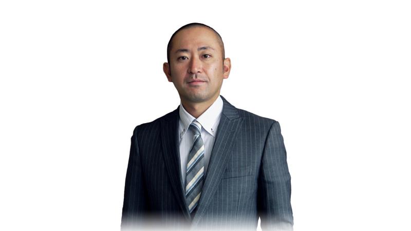 代表取締役社長 塩澤 孝太郎の写真