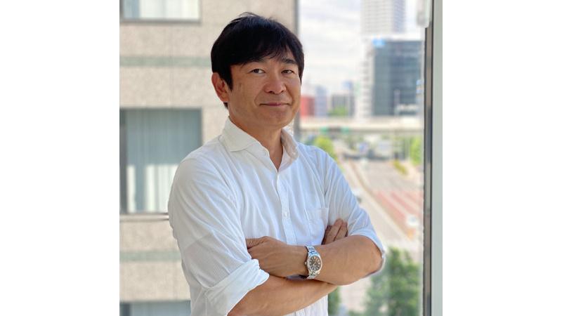 代表取締役社長 辻 和育の写真