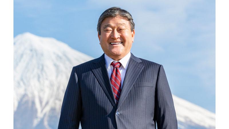代表取締役社長 佐野 富和の写真
