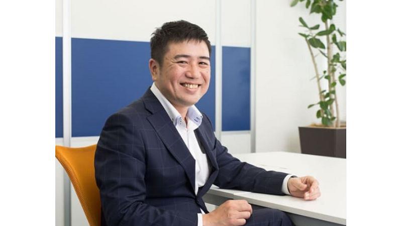 代表取締役 下地 浩希の写真
