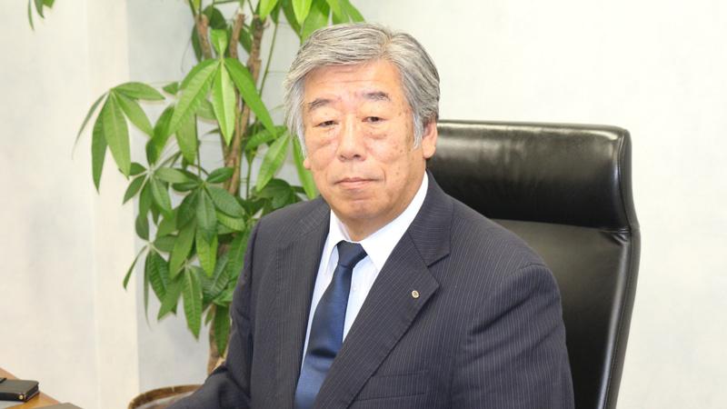 代表取締役社長 湊 正彦の写真