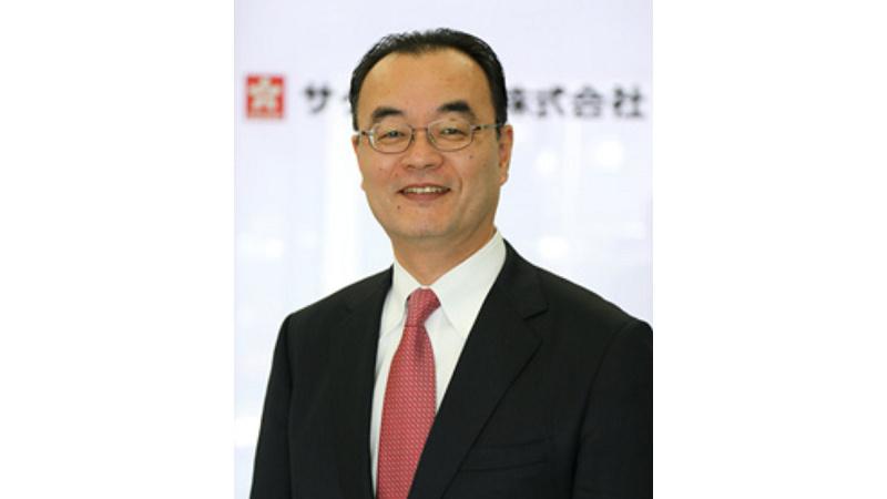 代表取締役社長 東 竜一郎の写真