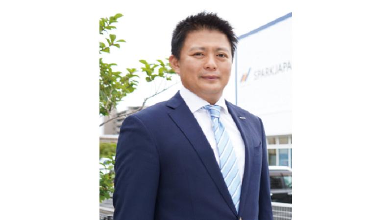 代表取締役社長 岡田 憲明の写真