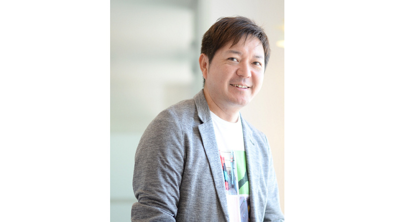 代表取締役社長 坂本 哲の写真