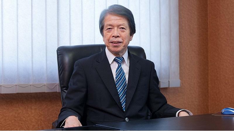 代表取締役 柿原邦博の写真