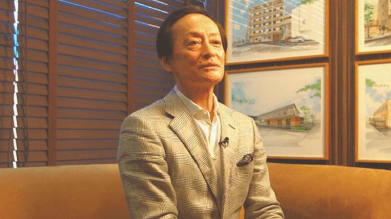代表取締役 久保川 議道の写真