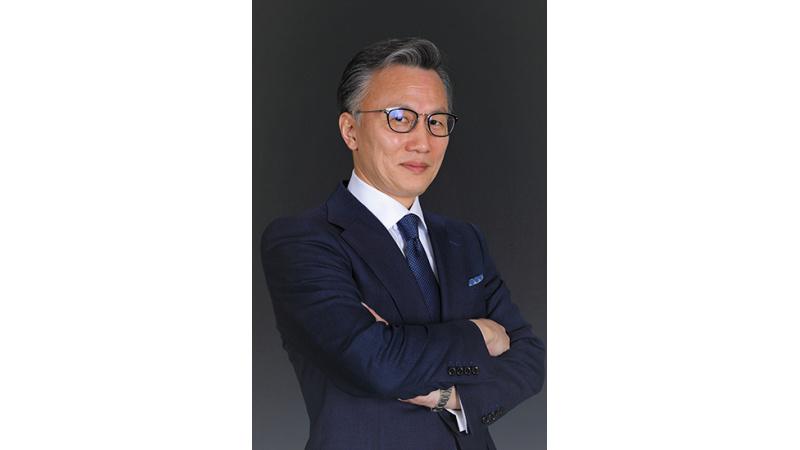 代表取締役 橋本 徳光の写真
