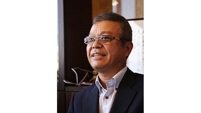 代表取締役 岩渕 仁の写真