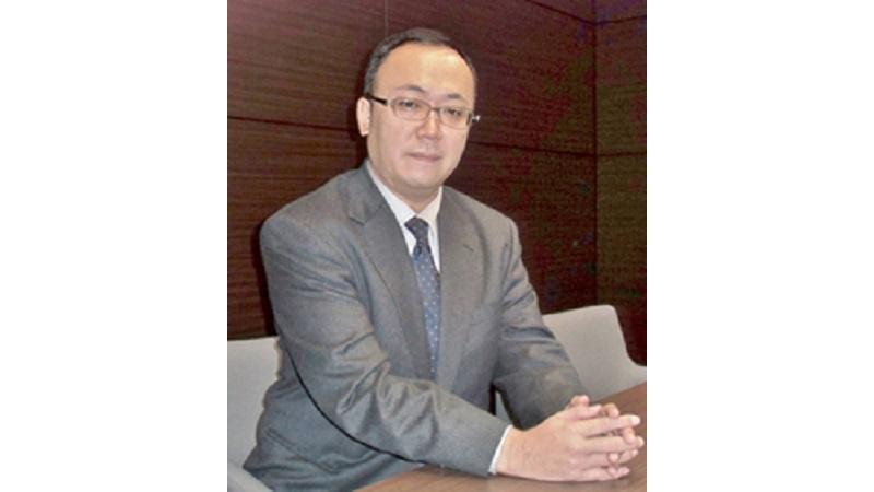 代表取締役 岩藤 斉治の写真