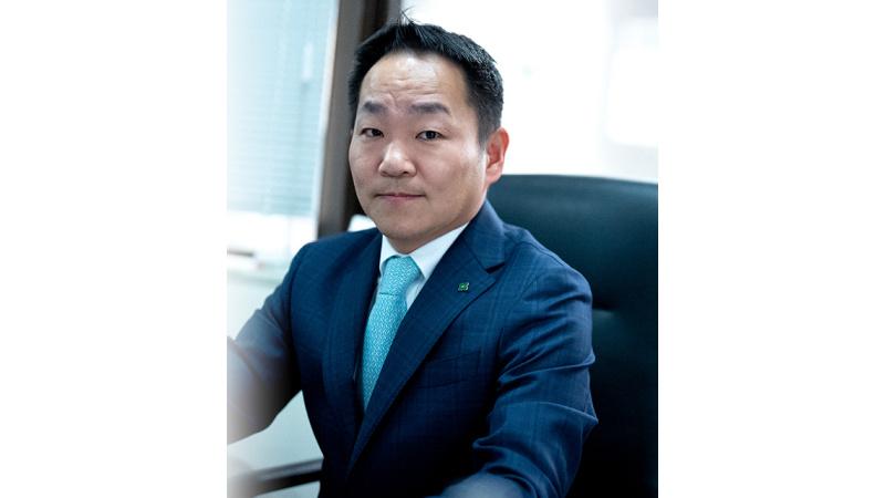 代表取締役 今田 定俊の写真