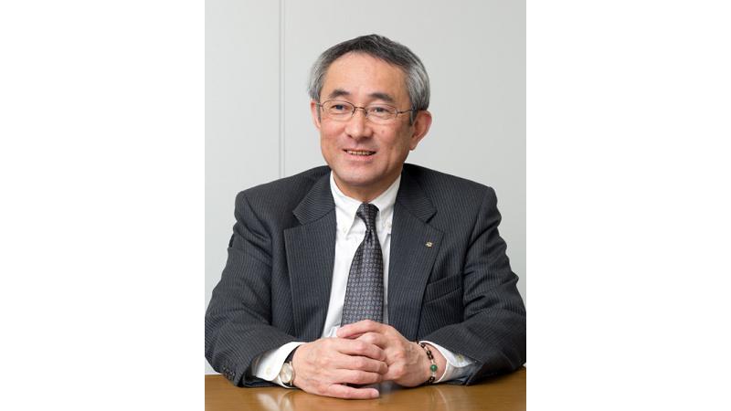 代表取締役社長 上田 秀樹の写真