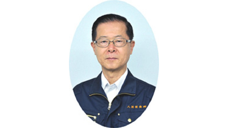 代表取締役社長 田北 廣の写真