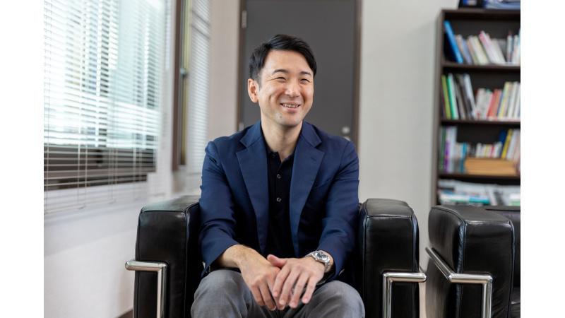 代表取締役社長 魚谷 宗司の写真