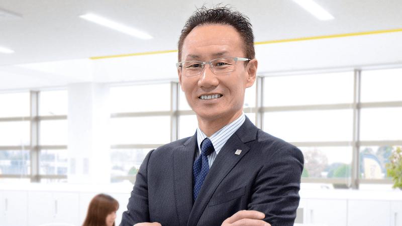 代表取締役社長GroupCEO 多賀谷 不二雄の写真