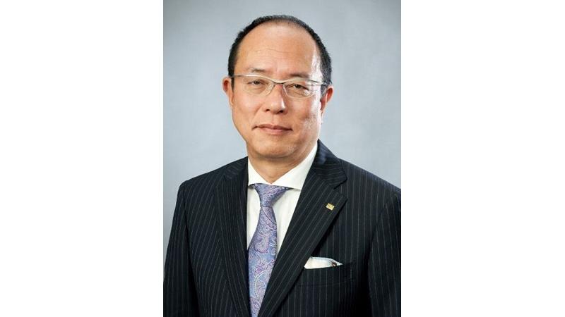 代表取締役 瀧上 彰の写真