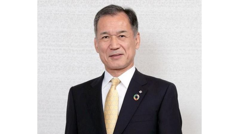 取締役頭取 加藤 貞則の写真