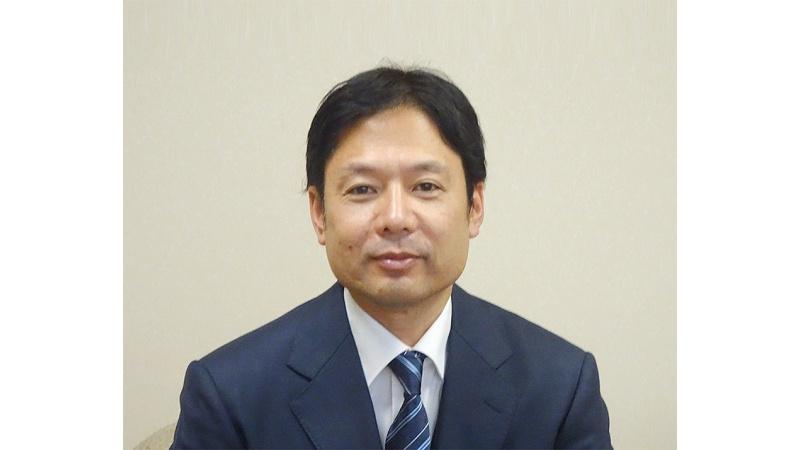 代表取締役  石灰 叶嘉主の写真