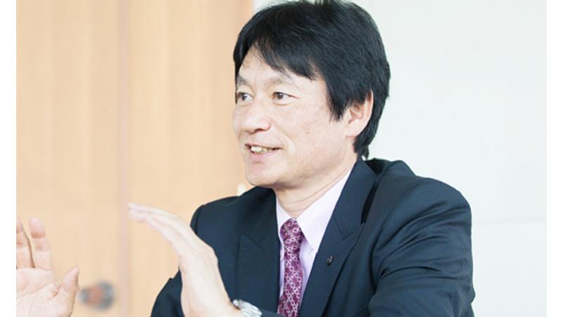 代表取締役社長 松尾 則宏の写真