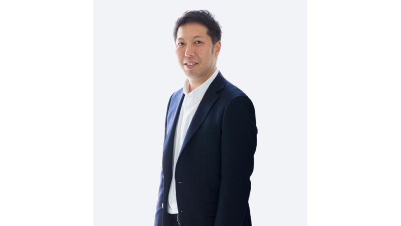 代表取締役社長兼CEO 富山 浩樹の写真