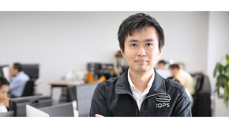 代表取締役社長 大西 俊輔の写真