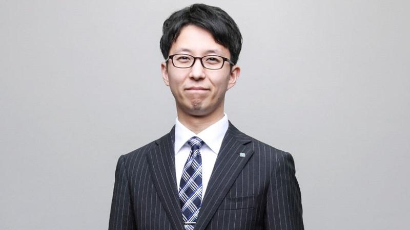代表取締役 徳光 慎太郎の写真