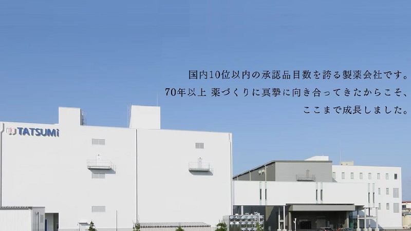 辰巳化学株式会社