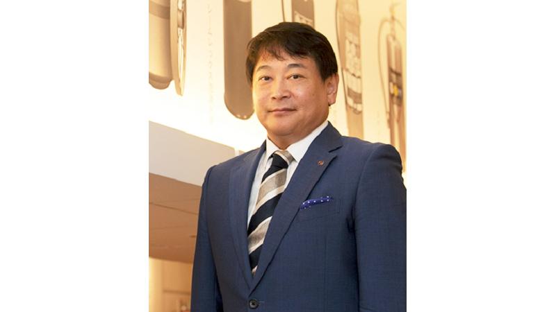 代表取締役社長 初田 和弘の写真