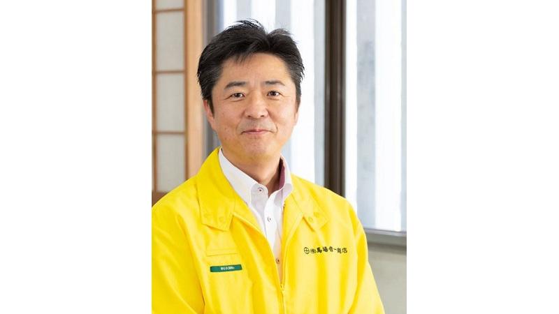 代表取締役社長 馬場 章男の写真