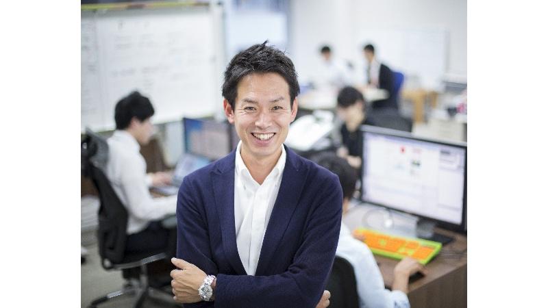 代表取締役社長 若山 幸司の写真
