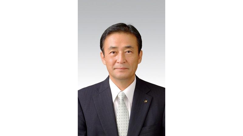 代表取締役社長 森部 慎之助の写真