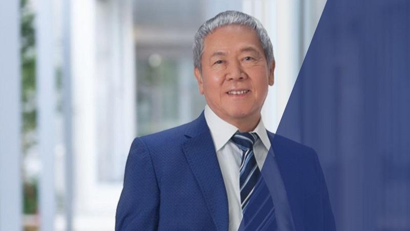 代表取締役会長 杉山 正昭の写真