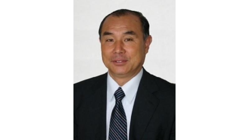代表取締役社長 増沢 延男の写真